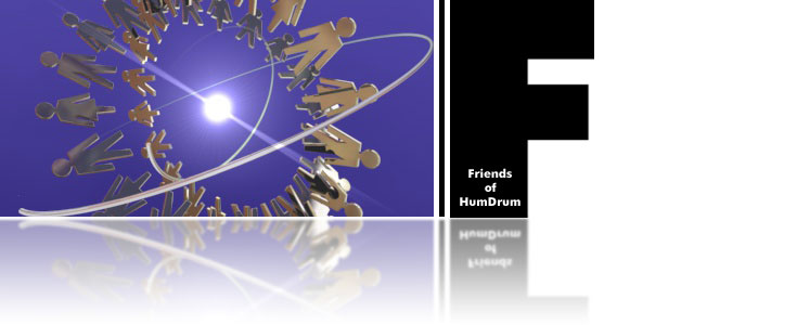 The Friends of HumDrum